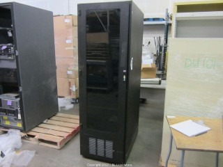 Used I.T. Cabinet W/AC