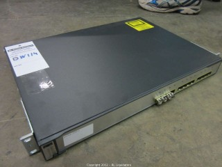 Cisco 3750 Catalyst