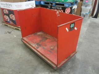 Rolling Stock Cart / Product Bin