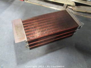 Radiator / Cooling Core - Copper