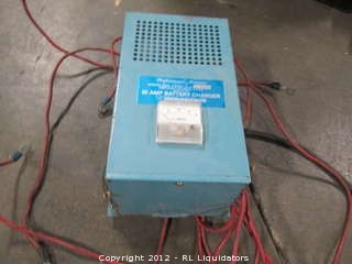35 Amp Battery Charger