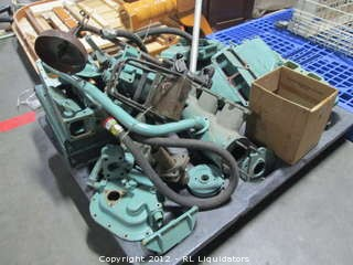 Gray Marine Detroit Diesel Engine Parts