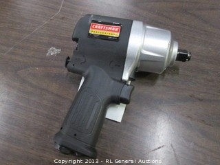 Craftsman Professional 1/2 in compact Impact Wrench