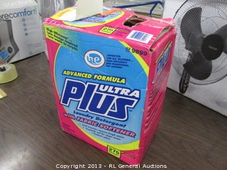 Advanced Formula Ultra Plus Laundry Soap