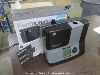 Kenmore Ultrasonic Humidifier