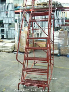 Ladder, Safety